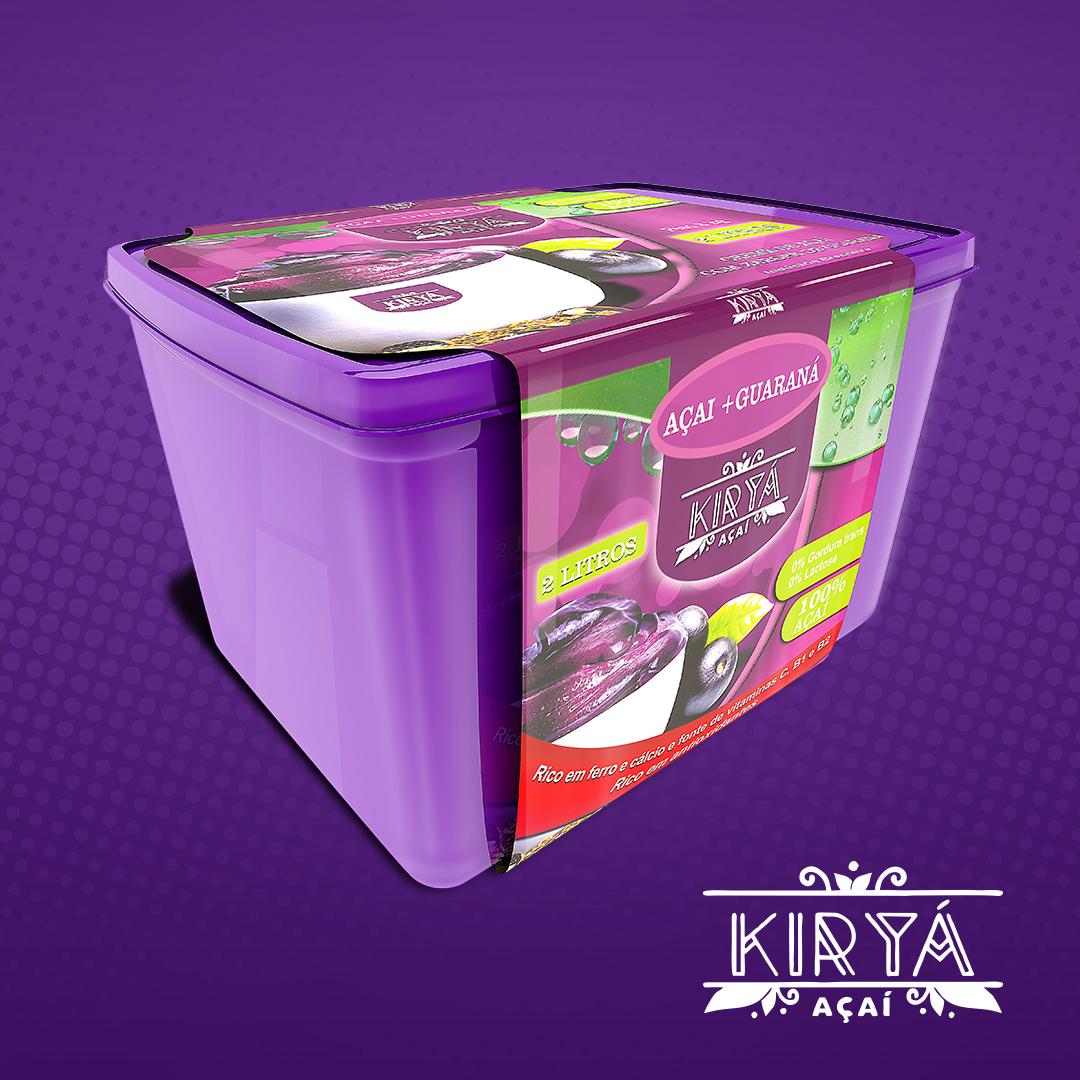aaa3f4544 Açaí Kiryá - 2L