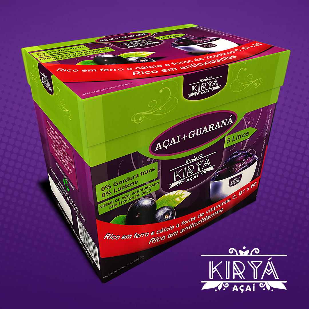 d7d291333 Açaí Kiryá - 5 Litros
