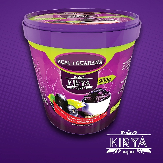 Açaí Kiryá - 900 ML